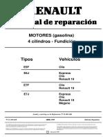 Motor Renault19