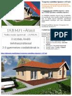 Ujhazak.com Listings Veszprem Csaladihaz Tipusterv 115 m2