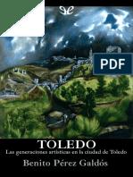 Perez Galdos, Benito - Toledo [31184] (r1.0)