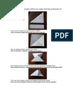 Rana origami