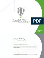 Corel DRAWGraphicsSuiteX7 Reviewers Guide