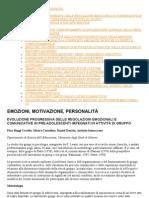 Psicologia - Emozioni, Motivazione, Personalità