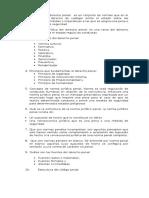Examen Escrito Penal Cuestionario (2) Kris