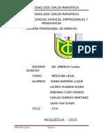 Etica Moral y Deontologia Medica