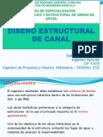Exposición diseño estructural CANAL - E.Tueros.pdf