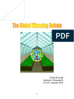 Rowand Global Warming