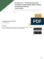 Mylotto-App.com-Loto Gagnant Pour France Loto