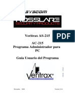 AC215 Manual Software Veritrax Español.pdf