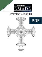 Star Wars Armada - Station Assault - Printer Friendly
