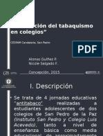 JBP Antitabaco Candelaria