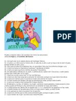 100 Acertijos Para Niños