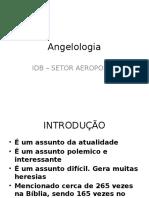 Anjos - Aula 1