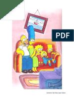 Hall y Los Simpsons