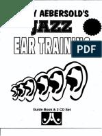 Jamey Abersold Jazz Eartraining