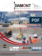Brochure Corporativo 2016