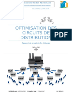 Optimisation Des Circuits de Distribution