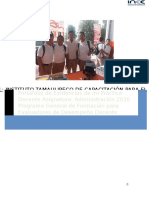 Integracion Del Portafolio.INEE.Gladys Becerra