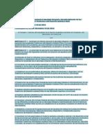 Ley 27.043- Declárase de Interés Nacional El Abordaje Integral e Interdisciplinario de Las Personas Que Presentan Trastornos Del Espectro Autista (TEA)