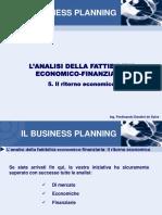 analisi Della Fattibilita Economico-finanziaria