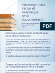 A. Estrategia para iniciar el despliegue, documnetacion sq.pptx