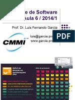 Qualidade de Software - Aula 6 - CMMI.ppt