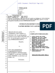 Alderman Federal Complaint Against Bakersfield