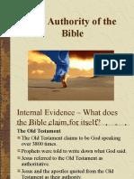 Authority Bible