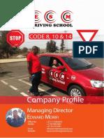 Driving School Business Plan 3