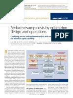 """Reducir Los Costos en Proyectos de """"Revamps"""" Mediante La Optimización Del Diseño y Las Operaciones. (Fuente)"""