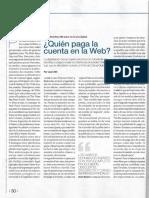 Quién Paga La Cuenta en La Web IT 219 Diciembre 2015