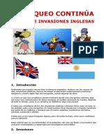 EL SAQUEO CONTINÚA- Las Doce Invasiones Inglesas