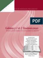 Gálatas y Tesalonicenses