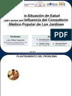 Presentación Ass Los Jardines Para Postgrado Epidemiología