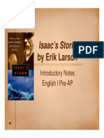 Isaac - Introductory PowerPoint