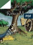 2 King Jānaśruti and Raikva Muni