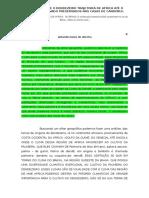 ESTUDOS SOBRE O DENDEZEIRO TRAJETORIA DE AFRICA ATÉ O BRASIL.docx