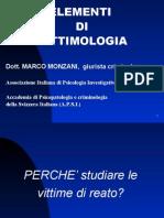 PS-La Vittima e La Vittimologia