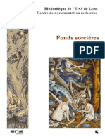 Catalogue Du Fonds Sorcieres