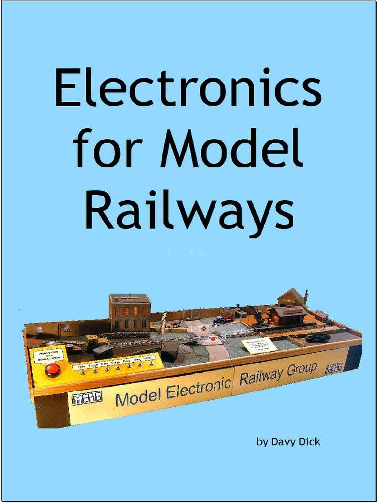 Electronics for Model Railways pdf | Resistor | Electrical