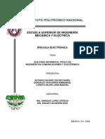 Brujula Electronica IPN