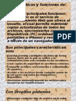 Características y Funciones de Dropbox