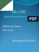 ABCs of DBT