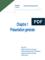 ITC Chapitre 1 - Présentation Générale