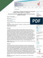 Sostenibilidad Financiera y Económica de Plantas de Manejo de Residuos Sólidos Urbanos en Colombia _ Ramírez-Vargas _ Revista Ingeniería y Competitividad