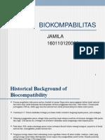 Biokompabilitas