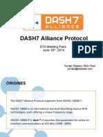 Dash7 Alliance Mode Technical Presentation