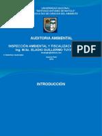 Clase 9 Auditoria Ambiental-2016-i
