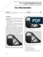 4 Tec Diagnostic Procedures