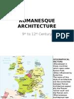 ROMANESQUE ARCHITECTURE.pptx