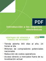 1 Introducción a Los Negocios Electrónicos